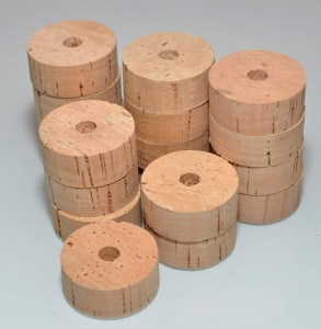 Cork rings, class EXTRA (SUPER)